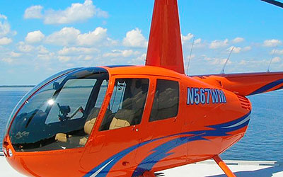 аренда вертолета в Черногории