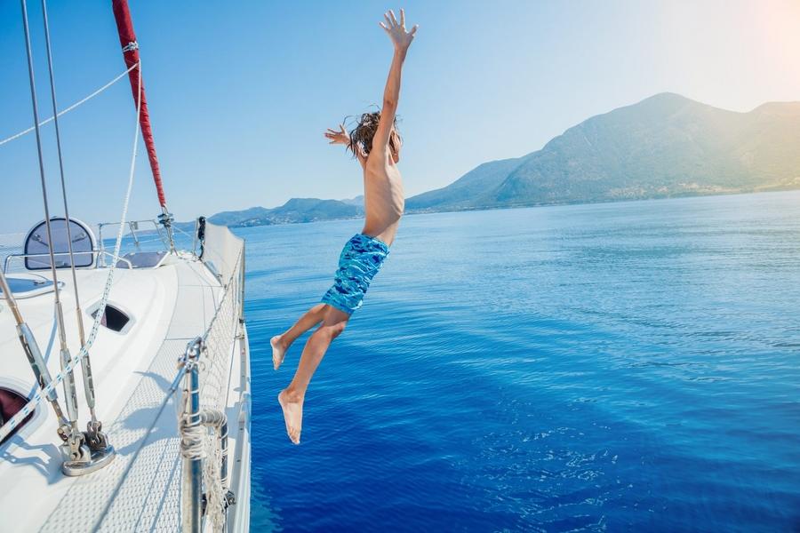 Топ 5 лучших яхт для аренды в Черногории 2020