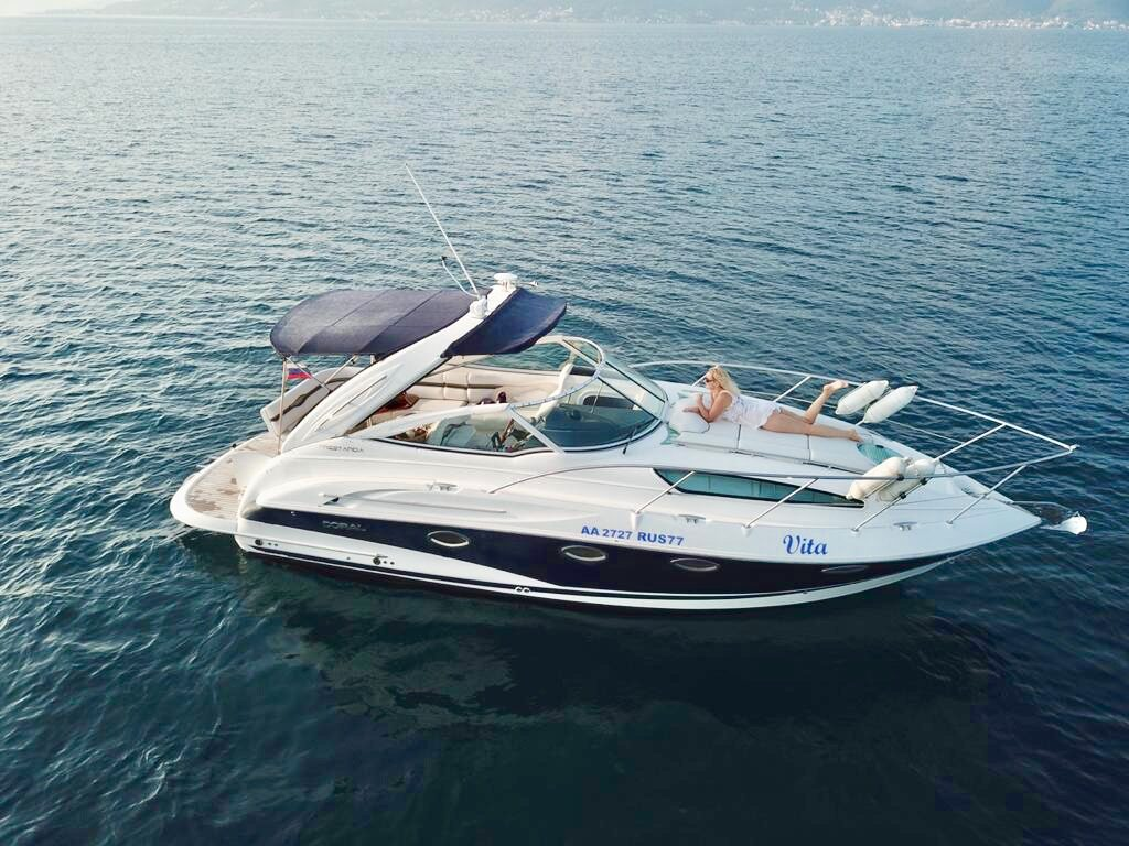 Моторная яхта Doral Prestancia